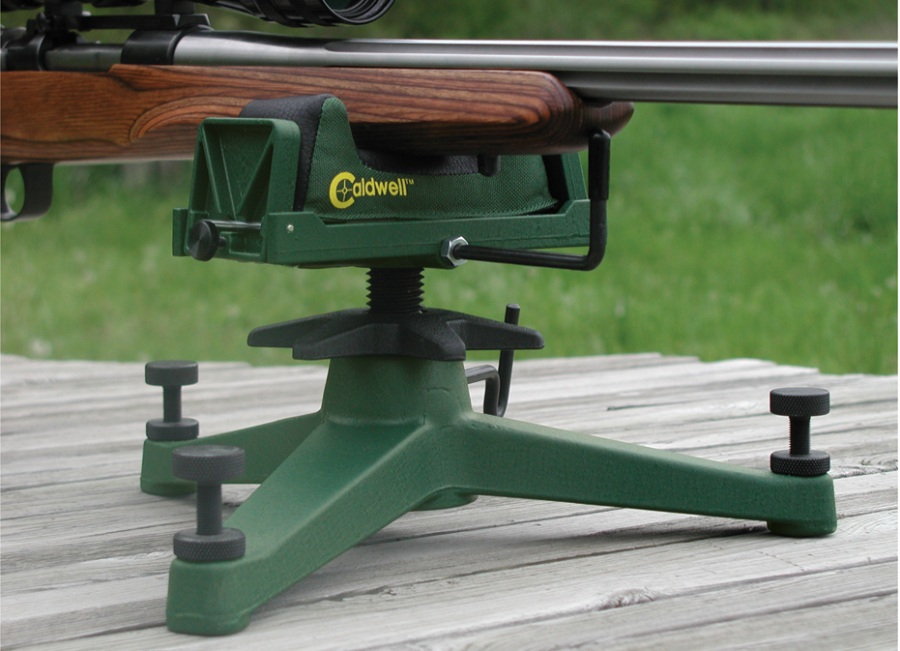Caldwell The Rock Front Shooting Rest Hunting And Outdoor Supplies