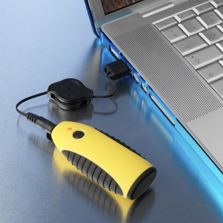 Image result for Powertraveller - Powerchimp - Yellow