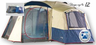 Special Freight Free within New Zealand! Choose freight free option on orderform. Sportiva Deluxe Tents - Islander & Sportiva Tents - Hunting and Outdoor Supplies