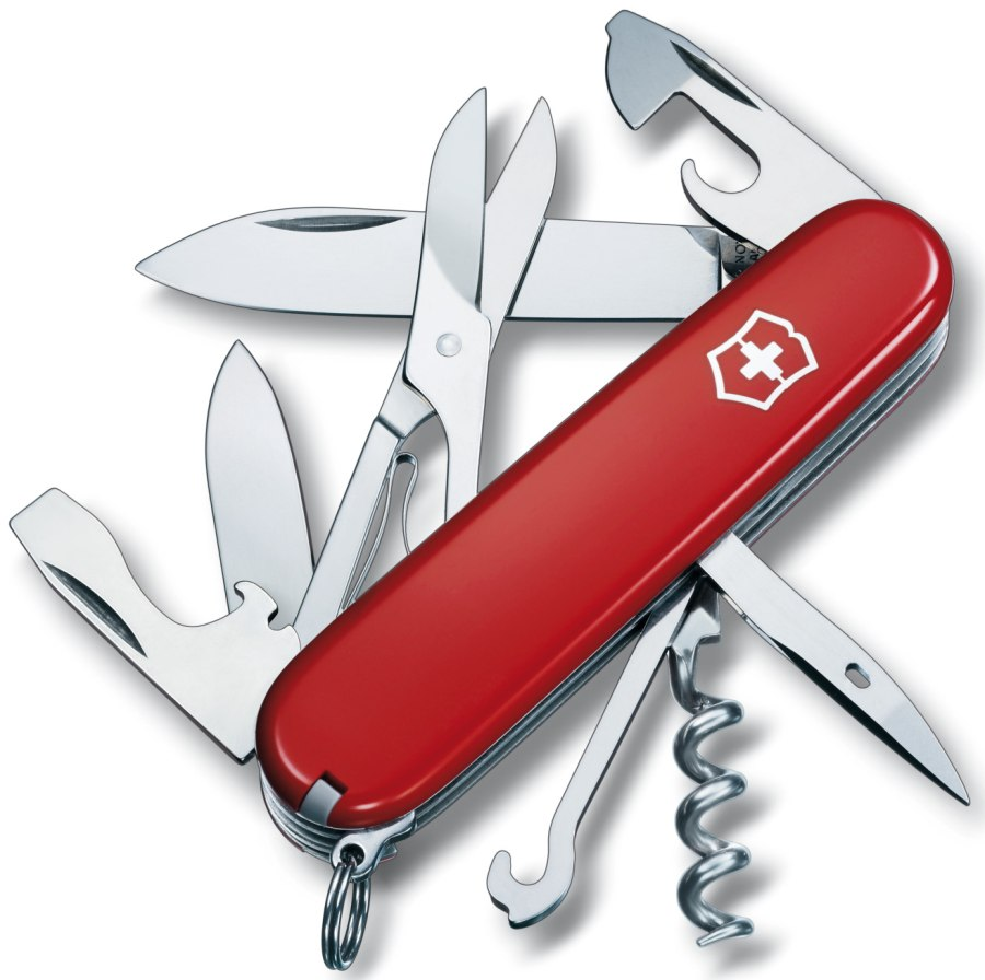 Victorinox Swiss Army Knife Climber Hunting And