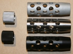 Firearm Muzzle Brakes - Hunting and Outdoor Supplies