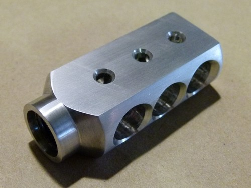Goodwin Special Muzzle Brakes for Firearms - Hunting and Outdoor